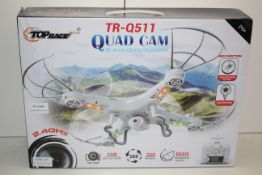 BOXED TOP RACE QUAD CAM 6 AXIS GYRO SYSTEM TR-Q511 HD720PCondition ReportAppraisal Available on