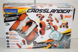 BOXED LIEXIBROOK CROSSLANDER 360 PROGRAMMABLE RC STUNT VEHICLE RRP £38.99Condition ReportAppraisal