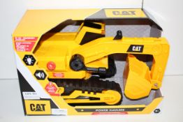 BOXED CAT POWER HAULER DIGGER TOYCondition ReportAppraisal Available on Request- All Items are