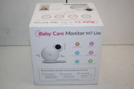 BOXED IBABY CARE MONITOR M7 LITE IOS/ANDROID BABY MONITOR RRP £149.00