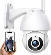 BOXED VICTURE PC660 WIRELESS SECURITY CAM RRP £79.99