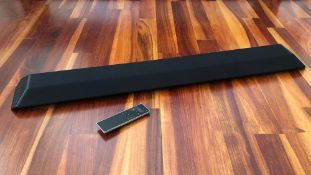 BOXED VIZIO 2.1 SOUNDBAR MODEL: SB362AN RRP £280.00 WITH REMOTE CONTROL & WALL MOUNT BRACKETS 91.4CM