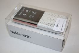 BOXED NOKIA 5310 MOBILE PHONE