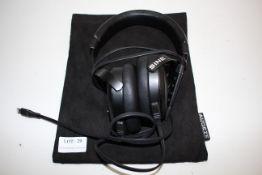 UNBOXED AUDEZE SINE LIGHTNING CONNECTOR ON-EAR PLANAR MAGNETIC HEADPHONE RRP £379.00