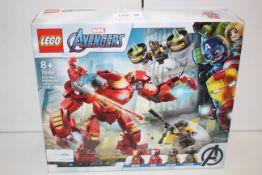 BOXED LEGO MARVEL AVENGERS IRON MAN HULKBUSTER VER