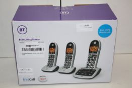 BOXED BT4600 BIG BUTTON WIRELESS HOME PHONE SET RR