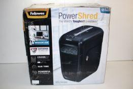 BOXED FELLOWES POWERSHRED 60CS SHREDDER RRP £83.99