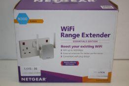 BOXED NETGEAR N300 RANGE WIFI RANGE EXTENDER ESSEN