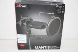 BOXED TRUST MANTIS PC LAPTOP STREAMING MICROPHONE