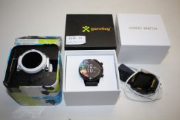 3X BOXED/UNBOXED ASSORTED SMART WATCHES
