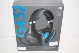 BOXED G432 7.1 SURROUND GAMING HEADSET RRP £49.99