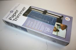 BOXED CATHEDRAL PRODUCTS PRECISION A4 TRIMMER PAPE