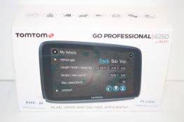 BOXED TOMTOM GO PROFESSIONAL 6250 WITH WI-FI RRP £379.00Condition ReportAppraisal Available on