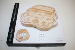 BOXED SHEPPERTON DESIGN STUDIOS STORM TROOPER CHEESE BOARD Condition ReportAppraisal Available on
