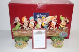 """BOXED DISNEY TRADITIONS FIGURINE """"HOMEWARD BOUND"""" RRP £125.00Condition ReportAppraisal Available"""