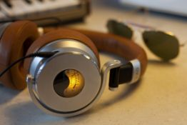 BOXED METERS BY ASHDOWN ENGINEERING OV-1 HEADPHONES RRP £350.00Condition ReportAppraisal Available
