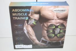 BOXED HOPOSO ABDOMINAL MUSCLE TRAINER RRP £19.99Condition ReportAppraisal Available on Request-