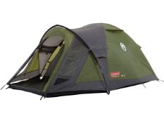BAGGED COLEMAN DARWIN 3 TENT RRP £89.95Condition ReportAppraisal Available on Request- All Items are