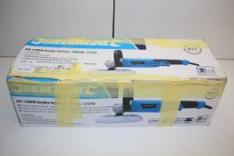 BOXED SILVERLINE DIY 1200W SANDER POLISHER 180MM 1200W RRP £59.99Condition ReportAppraisal Available