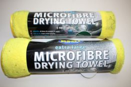 2X KENT CAR CARE EXTRA LARGE MICROFIBRE DRYING TOWELSCondition ReportAppraisal Available on Request-