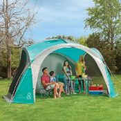 BOXED COLEMAN EVENT DOME L- 3.65M X 3.65M RRP £219.99Condition ReportAppraisal Available on Request-