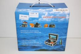 BOXED UNDERWATER CAMERA WATERPROOF COLOR CAMERA WITH VIDEO OUTPUT CONNECTOR RRP £105.00Condition