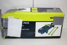 BOXED SAKURA TROLLEY JACK RRP £34.99Condition ReportAppraisal Available on Request- All Items are