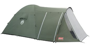 BAGED COLEMAN TRAILBLAZER 5 PLUS TENT RRP £279.00Condition ReportAppraisal Available on Request- All