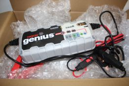 UNBOXED NOCO GENIUS G26000 UK BATTERY CHARGER 26A 12V & 24V RRP £195.00Condition ReportAppraisal
