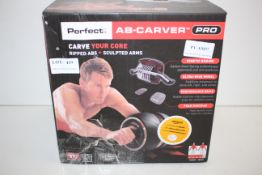 BOXED PERFECT AB CARVER PRO Condition ReportAppraisal Available on Request- All Items are