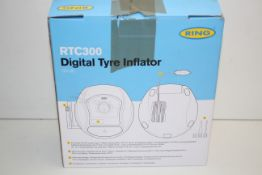 BOXED RING RTC300 DIGITAL TYRE INFLATOR 12V DC RRP £32.70Condition ReportAppraisal Available on