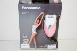 BOXED PANASONIC ES-WS14-P EPILATOR RRP £36.29Condition ReportAppraisal Available on Request- All