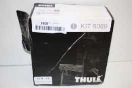 BOXED THULE ROOFRACK KIT 5089Condition ReportAppraisal Available on Request- All Items are