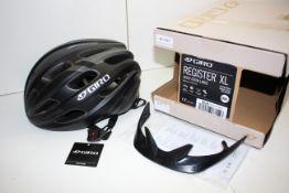 BOXED GIRO REGISTER XL ADULT XL CYCLING HELMET 58-65CM RRP £56.50Condition ReportAppraisal Available