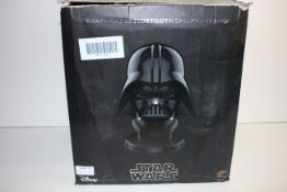 BOXED DISNEY STAR WARS BLUETOOTH DARTH VADER BY ACW RRP £189.00Condition ReportAppraisal Available