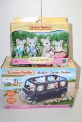2X BOXED SYLVANIAN FAMILIES TOYS (IMAGE DEPICTS STOCK)Condition ReportAppraisal Available on