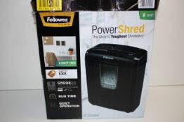 BOXED FELLOWES POWERSHRED 6C SHREDDER RRP £29.99Condition ReportAppraisal Available on Request-