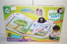 BOXED LEAP FROG LEAP START 3D RRP £38.80Condition ReportAppraisal Available on Request- All Items
