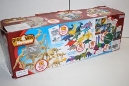 BOXED DISCOVER N'RECOVER DINOSAURSCondition ReportAppraisal Available on Request- All Items are