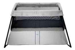 UNBOXED BABY BJORN TRAVEL COT RRP £214.99Condition ReportAppraisal Available on Request- All Items