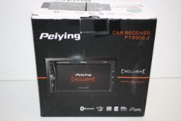 BOXED PEIYING CAR RECEIVER PY9908.2 EXCLUSIVE RRP £145.45Condition ReportAppraisal Available on