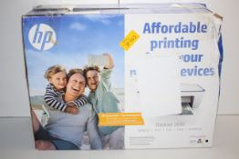 BOXED HP DESKJET 2630 PRINTER RRP £77.00Condition ReportAppraisal Available on Request- All Items