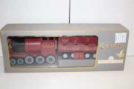 BOXED HARRY POTTER WOODEN HOGWARTS EXPRESSCondition ReportAppraisal Available on Request- All