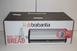 BOXEDBRABANTIA ROLL TOP BREAD BIN RRP £29.99Condition ReportAppraisal Available on Request- All