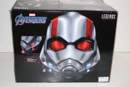 BOXED MARVEL AVENGERS LEGENDS ANT-MAN ELECTRONIC HELMET E3387 RRP £109.99Condition ReportAppraisal