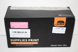 BOXED JARBO REPLACES FOR HP36 12PACKCondition ReportAppraisal Available on Request- All Items are