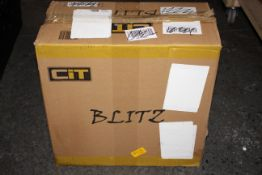 BOXED CIT BLITZ COMPUTER TOWER RRP £34.99Condition ReportAppraisal Available on Request- All Items