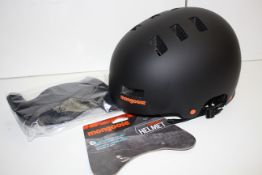 UNBOXED MONGOOSE MULTISPORT HELMET RRP £29.99Condition ReportAppraisal Available on Request- All
