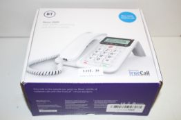 BOXED BT DÉCOR 2600 HOME PHONE RRP £32.99Condition ReportAppraisal Available on Request- All Items