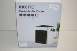 BOXED KKCITE PORTABLE AIR COOLER RRP £39.99Condition ReportAppraisal Available on Request- All Items
